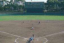 画像:野球場